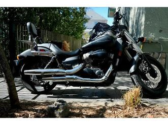 honda shadow 2012 used motorcycle for sale in st. catharines