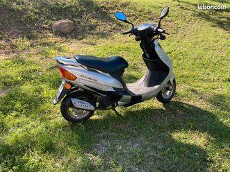 scooter linhai 50cc 4temps
