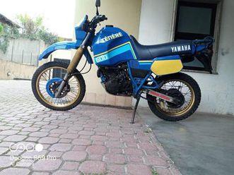 Yamaha Vendo Yamaha Xt 600 Z Tenere 1vj D Epoca A Viterbo Codice 8370190 Used The Parking Motorcycles