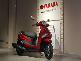 yamaha - d'elight 125cc modelo 2021