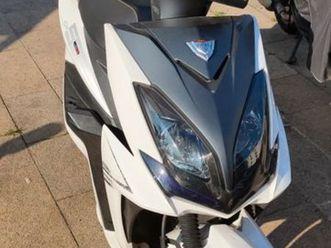 scooter électrique easy-watts e-opai 50cc