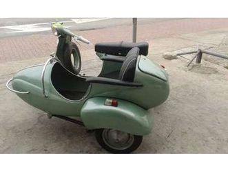 Piaggio Vespa 150 Con Sidecar De Segunda Mano El Parking