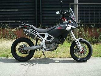 ccm gp 450 rs adventure ,quill exhaust ,power commander,heated grips,rear rack.
