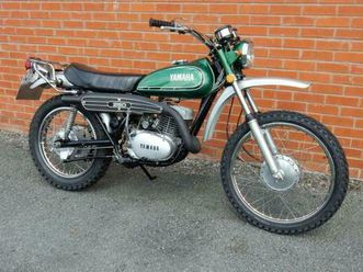yamaha dt250 1972 249cc matching frame & engine numbers | in northwich, cheshire | gumtree