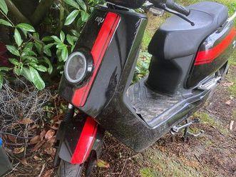 scooter électrique niu nqi gtsport