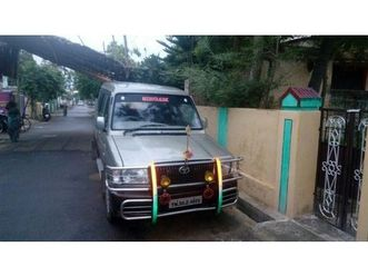 Toyota Qualis Toyota Qualis 2 4d Gs 2004 Used The Parking