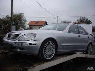 na 4asti на части mercedes-benz s 400 400 cdi 250 к.с. седан дизел 2002 год. 120000 км авт https://cloud.leparking.fr/2018/04/28/01/24/mercedes-classe-s-na-4asti---mercedes-benz-s-400-400-cdi-250-----2002--120000---gris_6242078558.jpg --