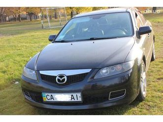 mazda 6 2007 https://cloud.leparking.fr/2019/01/23/22/02/mazda-6-mazda-6-2007-noir_6672723908.jpg --