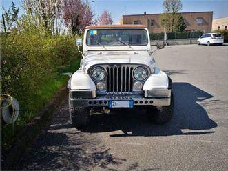 jeep cj7 https://cloud.leparking.fr/2019/04/01/20/15/jeep-cj7-jeep-cj7-bianco_6799699389.jpg --