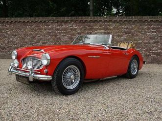 1959 austin-healey 100-6 for sale