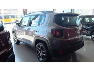 jeep renegade 1.8 limited (flex) (aut)