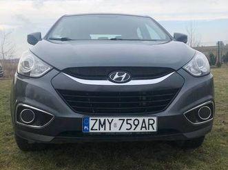 zadbany hyundai ix35 barlinek - sprzedajemy.pl
