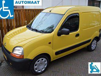 Draaistoel In Auto.Renault Kangoo Renault Kangoo 1 4 Automaat Scootmobielauto Lage
