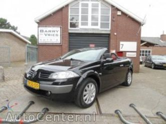 coupe cabriolet 1.6-16v exception