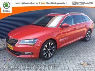 combi 1.4 tsi 150 pk ambition business combi velvet red on bla...