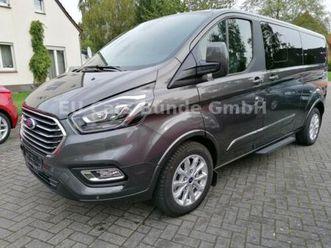 ford custom titanium x 2.0tdci xenon/navi/ahk