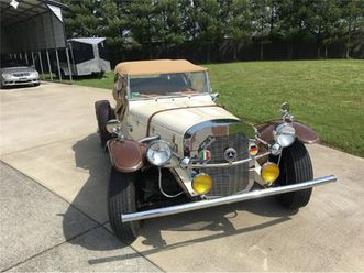 for sale: 1929 mercedes-benz replica in cadillac, michigan https://cloud.leparking.fr/2019/10/10/14/49/mercedes-ssk-for-sale-1929-mercedes-benz-replica-in-cadillac-michigan_7163225327.jpg --