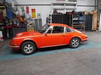 porsche 912 coupe ;69