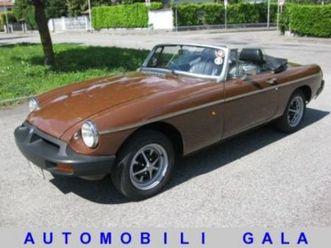 mg spider sports 1800 iscritta asi oro - auto usate - quattroruote.it - auto usate - quatt