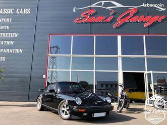 porsche 911 carrera 3.2 1984 3.0 coupé - en stock