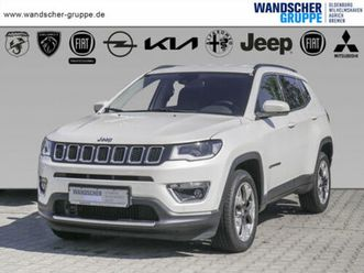 jeep compass 1.4 limited 4x4 navi xenon kamera acc