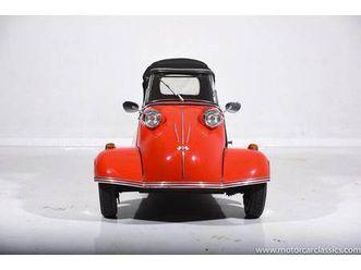 1960 messerschmitt kr200 for sale https://cloud.leparking.fr/2019/12/24/07/13/messerschmitt-kr-200-1960-messerschmitt-kr200-for-sale-red_7371620055.jpg --