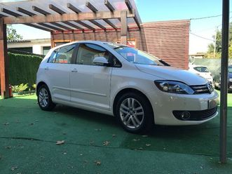volkswagen - golf plus 1.6 tdi 105cv dpf advance