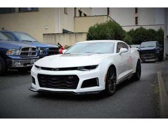Chevrolet Camaro Zl1 V8 6 2l Lt4 Supercharged 650hp Rwd Bva10 Used