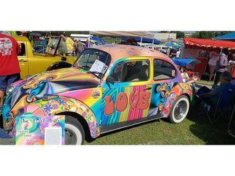 for sale: 1975 volkswagen beetle in fort lauderdale, florida