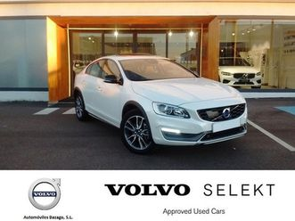 volvo - s60 cross country 2.4 d4 awd summum auto