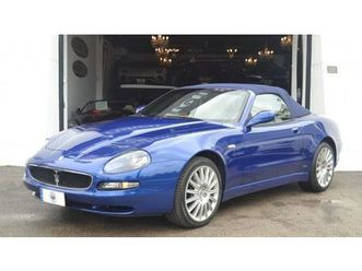 maserati spyder cambiocorsa deportivo o coupé de segunda mano en málaga | autocasion https://cloud.leparking.fr/2020/01/28/12/05/maserati-4200-gt-spyder-maserati-spyder-cambiocorsa-deportivo-o-coupe-de-segunda-mano-en-malaga-autocasion-azul_7431903855.jpg --