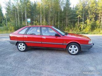 renault 21 gts 5d 1,7 hb viistoperä 1991 - vaihtoauto - nettiauto