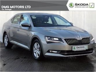 skoda-superb-2-0-tdi-150bhp-ambition-for-sale-in-donegal-for-eur27900-on-donedeal