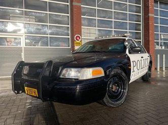 chevrolet caprice wagon u9 ford crown victoria v8 original police car florida
