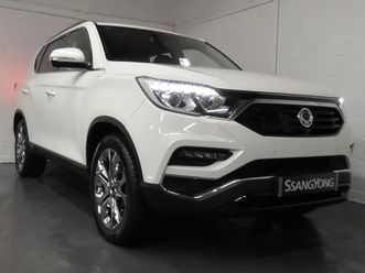 2019 ssangyong rexton 2.2 ultimate 5dr auto