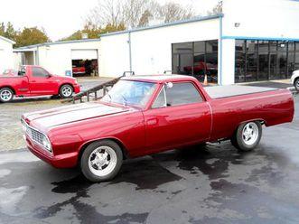 for sale: 1964 chevrolet el camino in greenville, north carolina