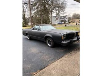 for sale: 1979 ford ranchero in cadillac, michigan