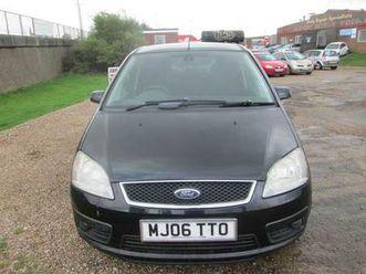 ford  focus c-max ghia 2.0 automatic mpv  2006 (06) petrol, 71,050 miles, service history,