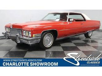 1973 cadillac coupe deville for sale https://cloud.leparking.fr/2020/02/12/06/01/cadillac-deville-1973-cadillac-coupe-deville-for-sale-red_7453230154.jpg --