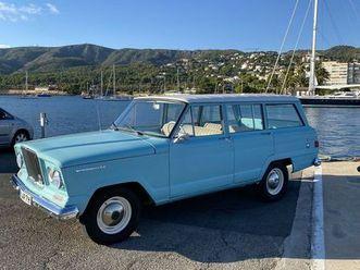 jeep wagoneer 1965