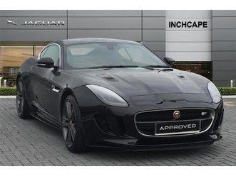 2017 jaguar f-type 3.0 s/c v6 british design edition 2dr auto awd coupe