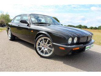 2001 jaguar xjr 100 supercharged
