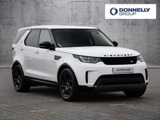 2019 land rover discovery 3.0 sdv6 se 5dr auto