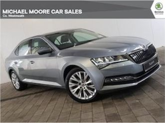 skoda-superb-iv-style-1-4tsi-218bhp-hybrid-for-sale-in-westmeath-for-eur-on-donedeal