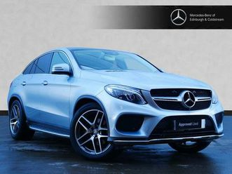 2016 mercedes-benz gle class gle 350 d 4matic coupe