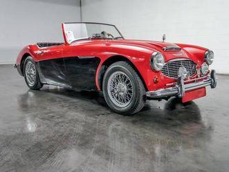 1958 austin-healey 100 roadster