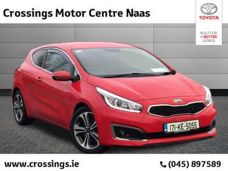 kia pro ceed 3 year free warranty pro-ceed 1.0 for sale in kildare for €12,888 on donedeal