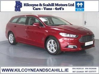 2017-ford-mondeo-2-0-tdci-zetec-from-eur80-pw-for-sale-in-mayo-for-eur16950-on-donedeal