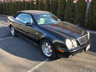 1999 mercedes-benz clk320 for sale