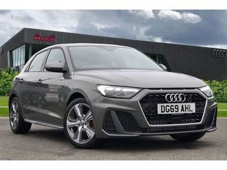2019 audi a1 40 tfsi s line competition 5dr s tronic
